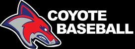Coyote Den Baseball Logo
